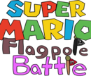 Super Mario Flagpole Battle
