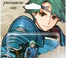 Alm - Fire Emblem