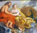 Zeus and Hera (Couple)