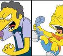 巴特的恶作剧电话