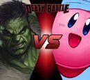 Hulk vs. Kirby