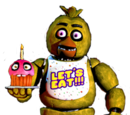 Chica (Five Nights at Freddy's Series)
