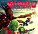 Guardians of the Galaxy: Tomorrow's Avengers Vol 1 1