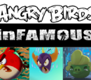 Angry Birds InFamous