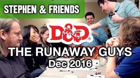 The Runaway Guys: Dungeons & Dragons