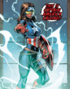 Danielle Cage (Earth-15061) from U.S.Avengers Vol 1 1 001.png