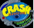 Crash Bandicoot The Wrath of Cortex Logo.png