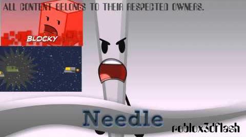 BFDI - Needy has a Sparta Madhouse V3 Remix