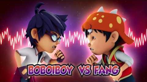 Tema BoBoiBoy vs Fang