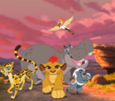 The Lion Guard (Group)/Gallery