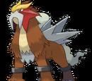 Entei (Pokémon Series)