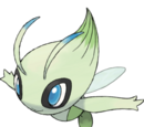 Celebi (Pokémon Series)