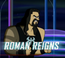 Roman Reigns (The Jetsons & WWE: Robo-WrestleMania!)
