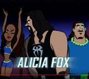 Alicia Fox (The Jetsons & WWE: Robo-WrestleMania!)