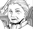 Danh sách nhân vật phụ trong Cuồng khí của Công tước Venomania