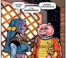 Spacepig Hamadeus