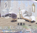 Girl of Pearl Decor Collection
