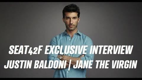 Justin Baldoni Interview Jane The Virgin