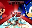 Mario VS Goku VS Sonic