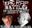 Steven Spielberg vs Alfred Hitchcock/Rap Meanings