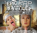 Miley Cyrus vs Joan of Arc/Rap Meanings