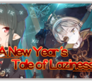 """""""A New Year's Tale of Laziness"""""""