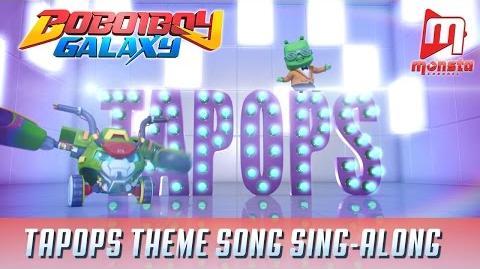 Lagu Tema TAPOPS