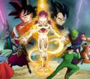 Saga Résurrection de Freezer