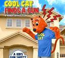 Cool Cat Finds a Gun