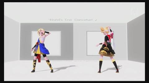 Worlds End Dance Hall PD FT PS4 Rin Len Cover 1080p60fps-0