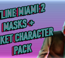Jacket Character Pack