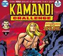The Kamandi Challenge/Covers