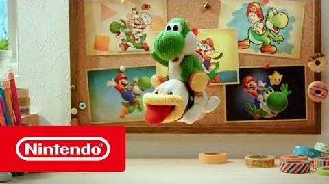 Poochy & Yoshi's Woolly World - ¡Plataformas con Poochy! (Nintendo 3DS)