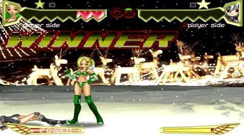 Angel Star Road Champion Carnival World GP 2008 PC Arcade Mode with Jessica Grammaton