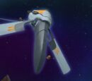 Kapal angkasa Kapten Kaizo