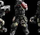 Mercenarios (Umbrella Corps)