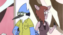 S8E27EP.025 Mordecai and Stef Bumping into Each Other.png