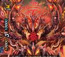 "Black Sky Sun Dragon, Azi Dahaka ""Daeva"""