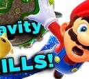 Super Mario Galaxy's DEADLY Physics!