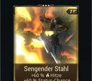 Sengender Stahl