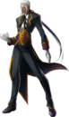 Valkenhayn R. Hellsing (Chronophantasma, Character Select Artwork).png