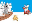 Happy Tundra Friends