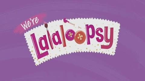 We're Lalaloopsy - theme song (French)