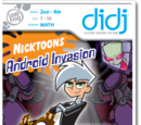 Nicktoons Android Invasion