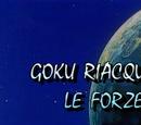 Goku riacquista le forze