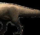 Tyrannosaurus (Feather)