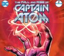 The Fall and Rise of Captain Atom Vol 1 2