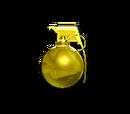 Grenade Yellow Crystal
