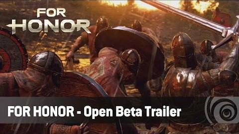 CuBaN VeRcEttI/Ubisoft anuncia que la beta abierta de For Honor será del 9 al 12 de febrero