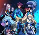 Azure Striker Gunvolt: The Anime